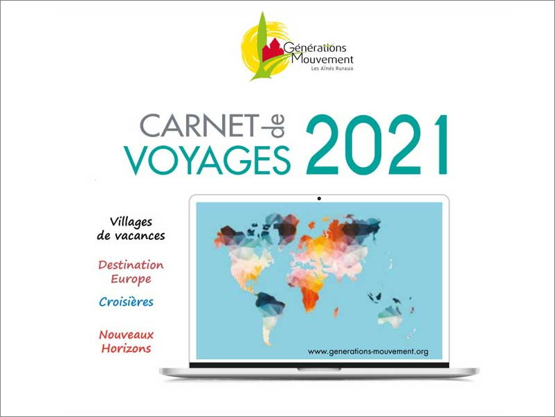 Un carnet de voyages 2021 riche en promesses