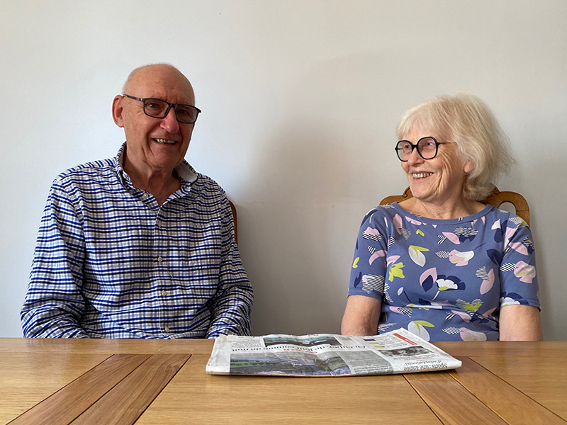 Read more about the article Gordon et Suzan let's go Générations Mouvement