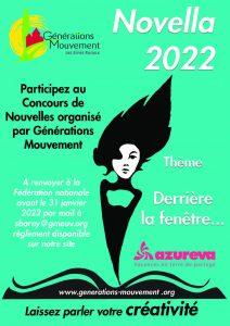 affiche novella 2022